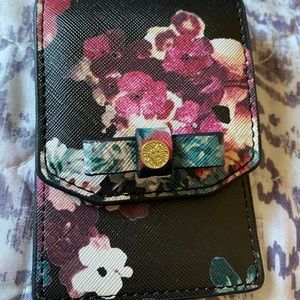 Women's Floral Luggage Tag